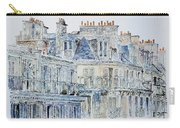 Rue Du Rivoli Paris Carry-all Pouch