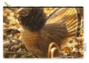 Ruffed Grouse Display Carry-all Pouch
