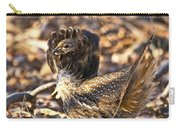 Ruffed Grouse Ruff Carry-all Pouch