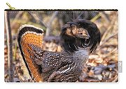 Ruffed Grouse Ruffed Up Carry-all Pouch