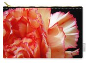 Ruffled Carry-all Pouch