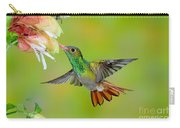 Rufous-tailed Hummingbird Carry-all Pouch