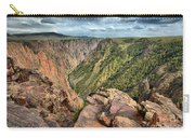 Rugged Edge Of The Canyon Carry-all Pouch