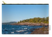 Rugged Lake Superior Coastline Carry-all Pouch