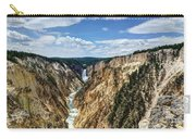 Rugged Lower Yellowstone Carry-all Pouch by John Kelly