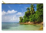 Rugged Lush Green Coastline Carry-all Pouch