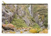 Rugged Mountain Wilderness Vegetation Carry-all Pouch