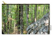 Rugged Terrain Of Boulder Field Carry-all Pouch