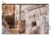 Ruins Carry-all Pouch by Michelle Calkins
