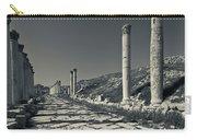 Ruins Of Roman-era Columns Carry-all Pouch