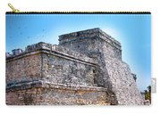 Ruins Of Tulum Mexico Carry-all Pouch