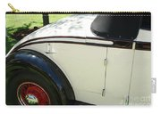 1934 Bruster Rumble Seat Access Carry-all Pouch