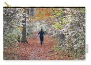 Run Through The Woods Carry-all Pouch