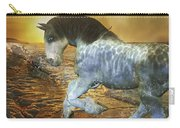 Run With Me Sunrise Carry-all Pouch by Betsy Knapp