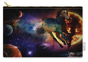 Running Horse Creation Carry-all Pouch