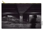 Running Level Three Night People Carry-all Pouch by Bob Orsillo