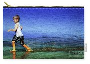 Running On Water Carry-all Pouch