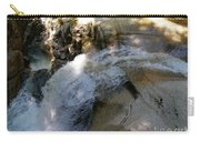 Running Waters Of Sabbaday Falls Carry-all Pouch
