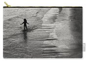 Running Wild Running Free Carry-all Pouch by Edward Fielding