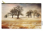 Rural Oaks Carry-all Pouch