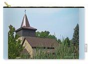 Rural Roadside Church Carry-all Pouch