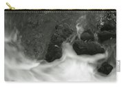 Rush Around The Rocks Carry-all Pouch