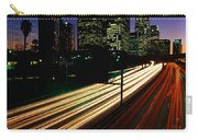 Rush Hour Harbor Freeway Los Angeles Ca Carry-all Pouch
