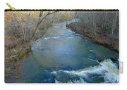 Rushing Vickery Creek Carry-all Pouch
