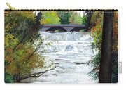 Rushing Water - Quiet Thoughts Carry-all Pouch