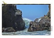 Rushing Wave - Big Sur Carry-all Pouch
