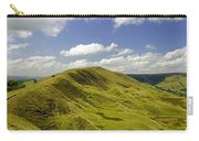 Rushup Edge From Mam Tor Carry-all Pouch