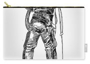Russell The Cowboy Carry-all Pouch