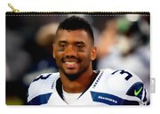 Russell Wilson Back To The Super Bowl Carry-all Pouch