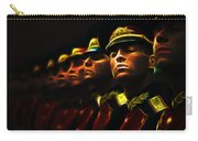 Russian Honor Guard - Featured In Men At Work Group Carry-all Pouch