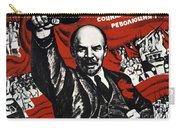 Russian Revolution October 1917 Vladimir Ilyich Lenin Ulyanov  1870 1924 Russian Revolutionary Carry-all Pouch