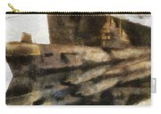 Russian Submarine Photo Art Carry-all Pouch