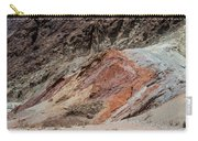 Rust Colored Formation Carry-all Pouch
