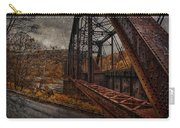 Rusted Bridge Carry-all Pouch