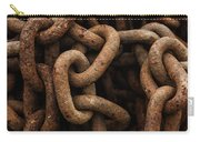 Rusted Chain Carry-all Pouch