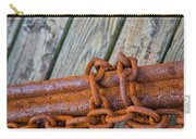 Rusted Chained Carry-all Pouch