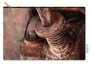 Rusted Gold Mine Equipment Carry-all Pouch