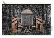 Rusted Old Tractor Carry-all Pouch