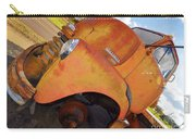Rusted Out Chevrolet 5700 Carry-all Pouch by Liane Wright