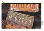 Rusted States Carry-all Pouch