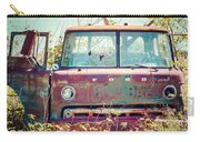 Rusted Truck Carry-all Pouch
