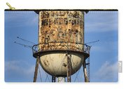 Rusted Water Tower Carry-all Pouch