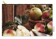 Rustic Apples Carry-all Pouch