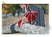 Rustic Autumn Carry-all Pouch
