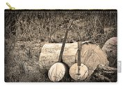 Rustic Banjos Carry-all Pouch