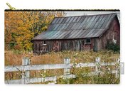 Rustic Berkshire Barn Carry-all Pouch